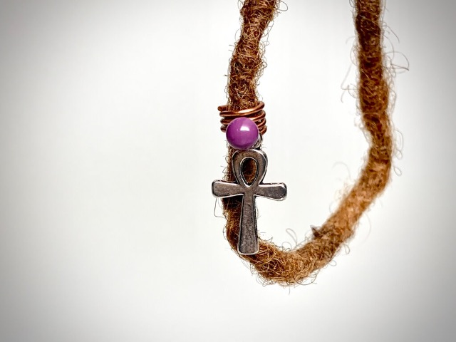 ankh loc jewelry