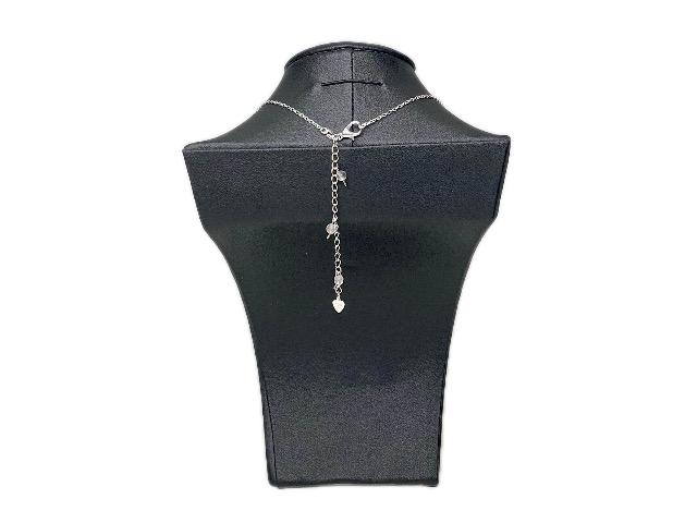Rose Quartz necklace jewelry 1